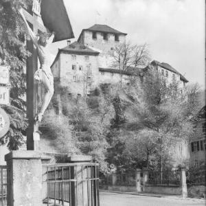 Feldkirch Schattenburg von Risch-Lau