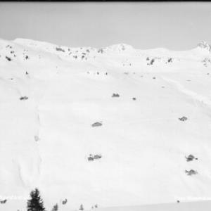Skigebiet Oberdamüls von Risch-Lau
