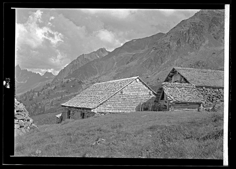 Obere Dürrwaldalpe / Silbertal von Risch-Lau