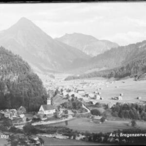 Au im Bregenzerwald von Risch-Lau