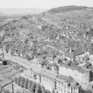 Feldkirch gegen Ardetzenberg von Risch-Lau