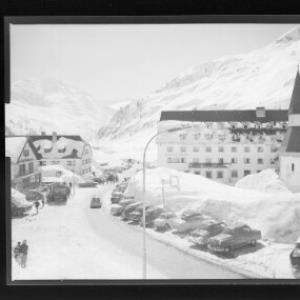 St.Christoph am Arlberg / Hospiz Hotel von Risch-Lau