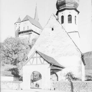Rankweil / Kapelle mit Liebfrauenkirche von Risch-Lau