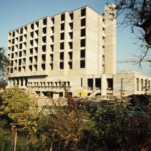 Spitalrohbau - Hohenems / Helmut Klapper von Klapper, Helmut