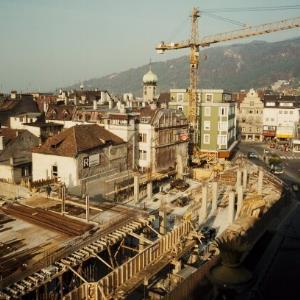 Leutbühel - Baustelle / Helmut Klapper von Klapper, Helmut