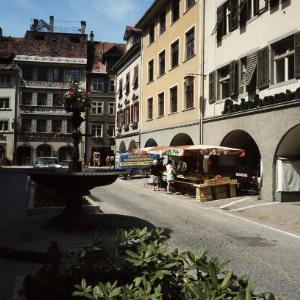 Feldkirch - Marktstrasse / Helmut Klapper von Klapper, Helmut
