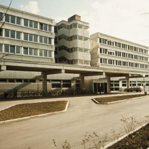 Krankenhaus - Bregenz / Helmut Klapper von Klapper, Helmut