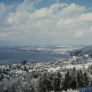 Bregenz - Winter / Helmut Klapper von Klapper, Helmut
