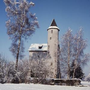 Mittelweiherburg (Winter) / Helmut Klapper von Klapper, Helmut