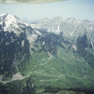 Güterwege - Au - Öberle - Flug / Helmut Klapper von Klapper, Helmut