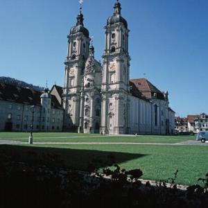 Kloster St. Gallen / Helmut Klapper von Klapper, Helmut