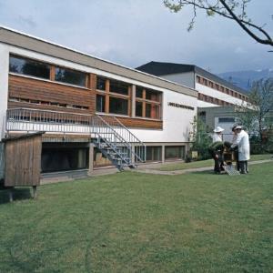 Landw. Fachschule Hohenems - Bienenhaus / Helmut Klapper von Klapper, Helmut