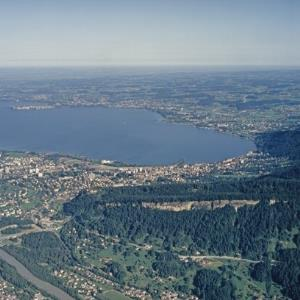 Bregenz - Flug / Helmut Klapper von Klapper, Helmut