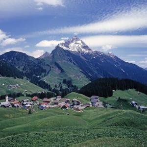 Warth am Arlberg / Helmut Klapper von Klapper, Helmut