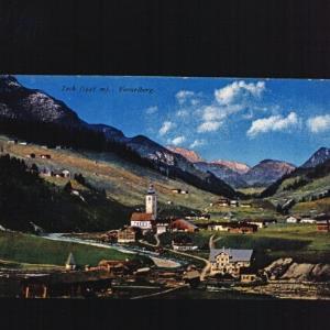 Alt - Lech am Arlberg / Helmut Klapper von Klapper, Helmut
