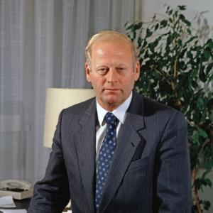 Landesrat Konrad Blank / Helmut Klapper von Klapper, Helmut