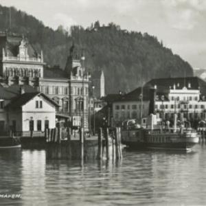 Bregenz Hafen / RISCH-LAU von Risch-Lau, ...