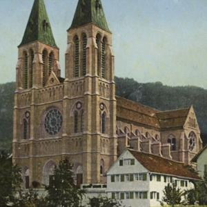 Bregenz, Herz-Jesu-Kirche von Kaiser