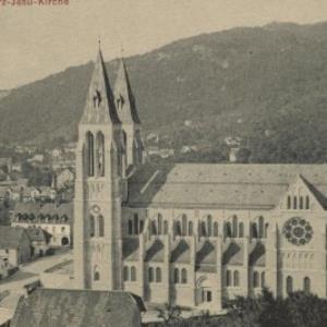 Bregenz - Herz-Jesu-Kirche von Photoglob