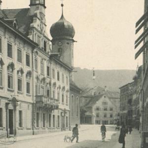 Bregenz a. Bodensee von Hoffmann