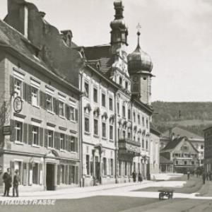Bregenz - Rathausstrasse / Aufnahme von Risch-Lau von Risch-Lau, ...
