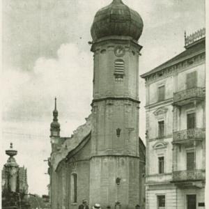 Bregenz - Seekapelle von Verlag der Wagner'schen Buch- und Kunsthandlung, Webering