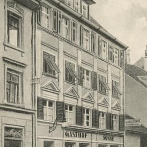 Bregenz, Kaiserstraße 8 / Aufnahme von Maximilian Bauer von Bauer, Maximilian