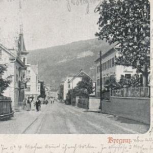 Bregenz von Kunstanstalt, Löffler u. Co.