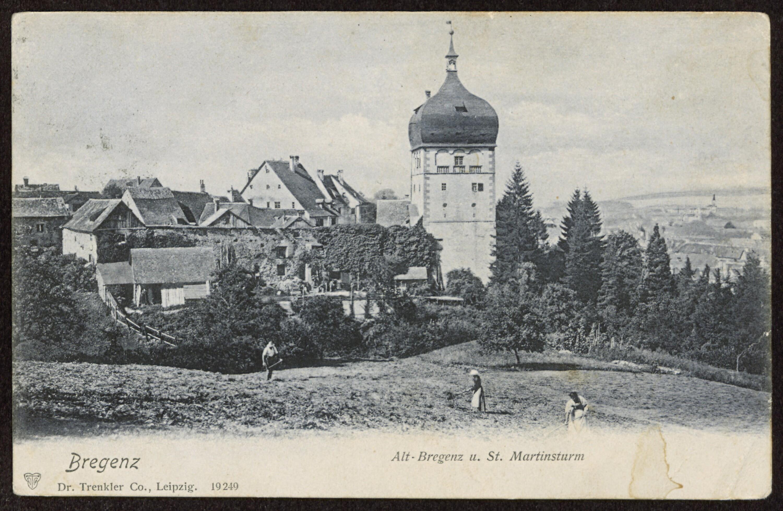 Bregenz von Trenkler u. Co.