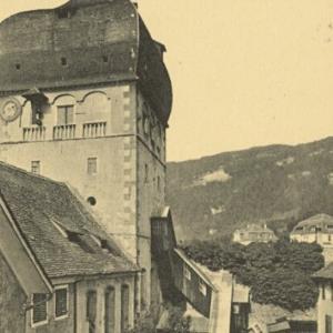 Bregenz am Bodensee. Martinsturm von [Verlag nicht ermittelt]