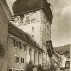 Bregenz - Martinsturm von Verlag der Wagner'schen Buch- und Kunsthandlung, Webering