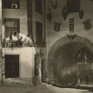 Stadttor. Alt Bregenz / FRITZ jr. von Fritz, Josef