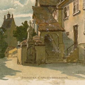 Bregenz, Capuzinerkloster / C. Biese von Biese, C.
