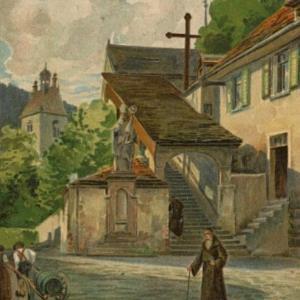 Bregenz, Kapuzinerkloster / M. Zeno Diemer von Zeno Diemer, Michael