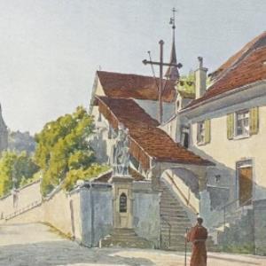 Bregenz am Bodensee / Marschall von Marschall, ...