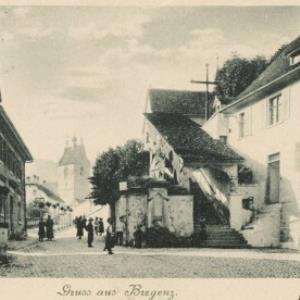 Gruss aus Bregenz / C. Risch-Lau von Risch-Lau, C.