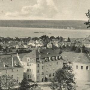 St. Gallus-Stift, Bregenz von [Verlag nicht ermittelt]