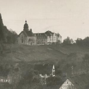 ST. Gallusstift Bregenz von [Verlag nicht ermittelt]