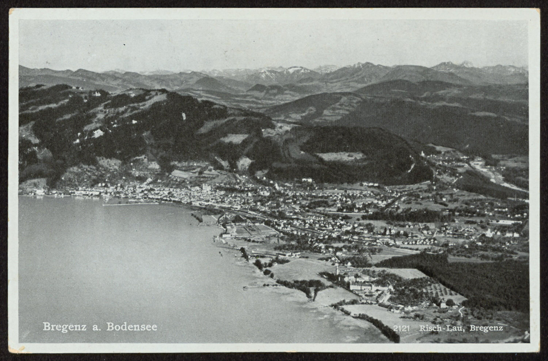 Bregenz a. Bodensee / Risch-Lau von Risch-Lau, ...