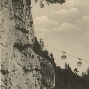 Bregenz - Pfänderbahn von Ansichtskartenverlag, Bader