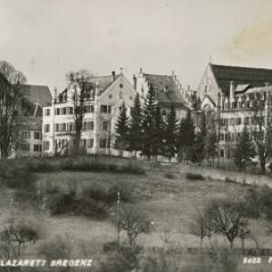 Reservelazarett Bregenz / Risch-Lau von Risch-Lau, ...