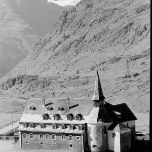 Hospiz in St.Christoph am Arlberg von Risch-Lau
