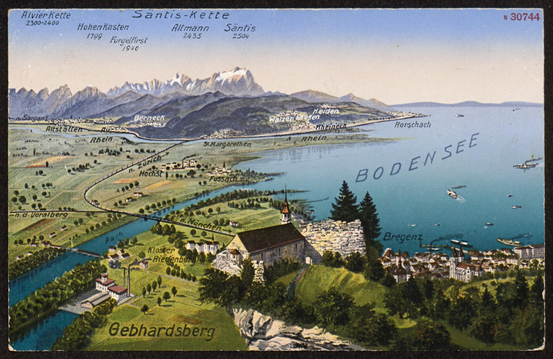 Bregenz von Photoglob