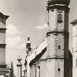 Bregenz a. Bodensee, Seekapelle / Aufnahme von Rhomberg von Rhomberg, ...