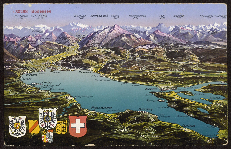Bodensee von Photoglob