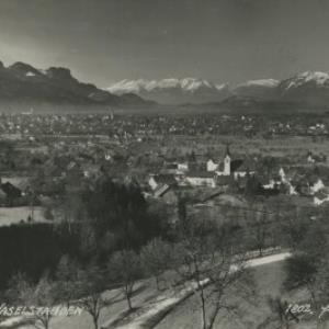 Dornbirn - Haselstauden / Heim von Heim, ...