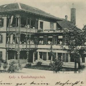 Dornbirn von Buchhandlg., Rusch Friedr.