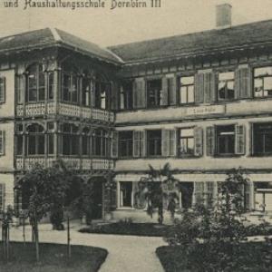 Koch- und Haushaltungsschule Dornbirn III von Atelier, Heim