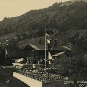 Cafe Watzenegg, 645 m / Heim von Heim, ...