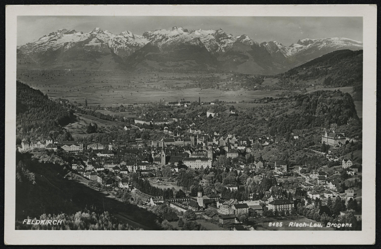 Feldkirch / Risch-Lau von Risch-Lau, ...